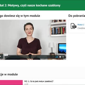 """Jak samodzielnie zrobić stronę internetową? Czyli o kursie """"WP dla zielonych."""""""