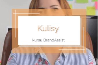 """Kulisy kursu """"Wirtualna Asystentka"""" organizowanego przez BrandAssist."""