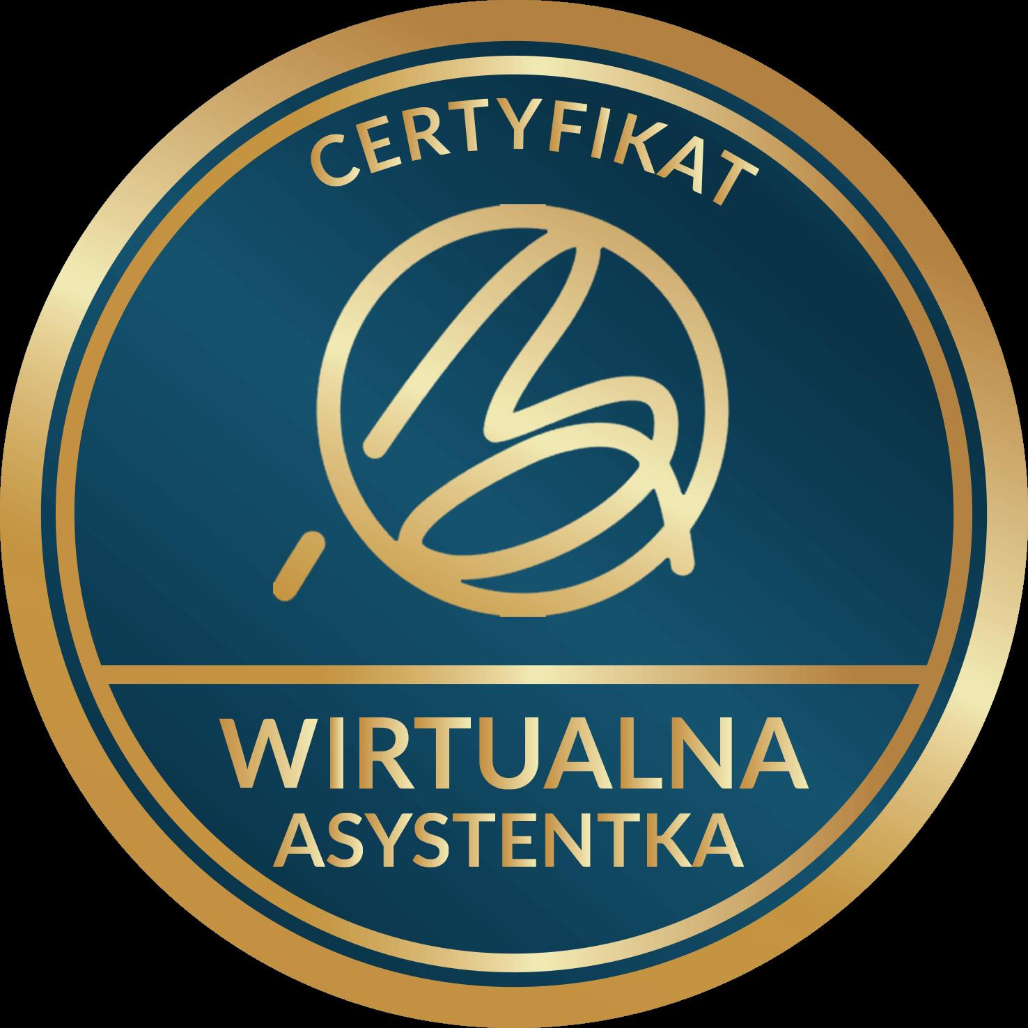 Certyfikowana Wirtualna Asystentka