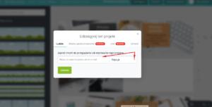Jak udostępnić projekt w Canva?