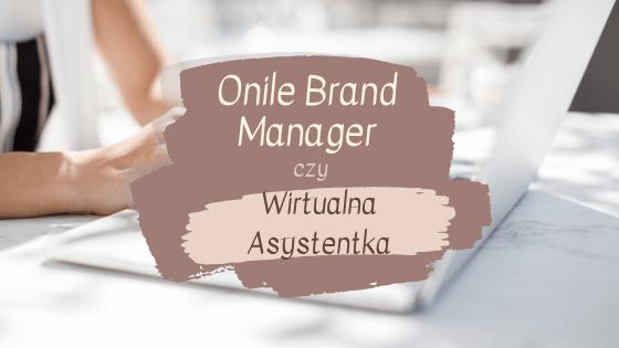 Kim jest Online Brand Manager