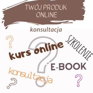 konsultacja Twój produkt online