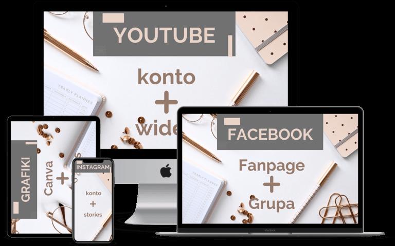 smartmockups k8qe3ivb 768x479 - Start w mediach społecznościowych - pakiet wideo