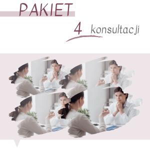 pakiet 4 konsultacji
