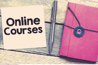 Kurs online z pomocą wirtualnej asystentki.