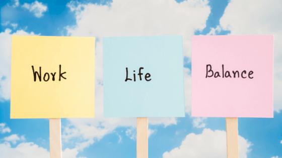 foto tytuł - Jak osiągnąć work-life balance pracując zdalnie?